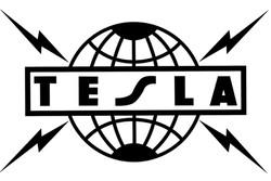 Tesla band Logos.