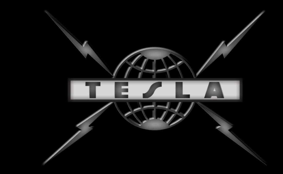 Tesla Band Logo Wallpapers.