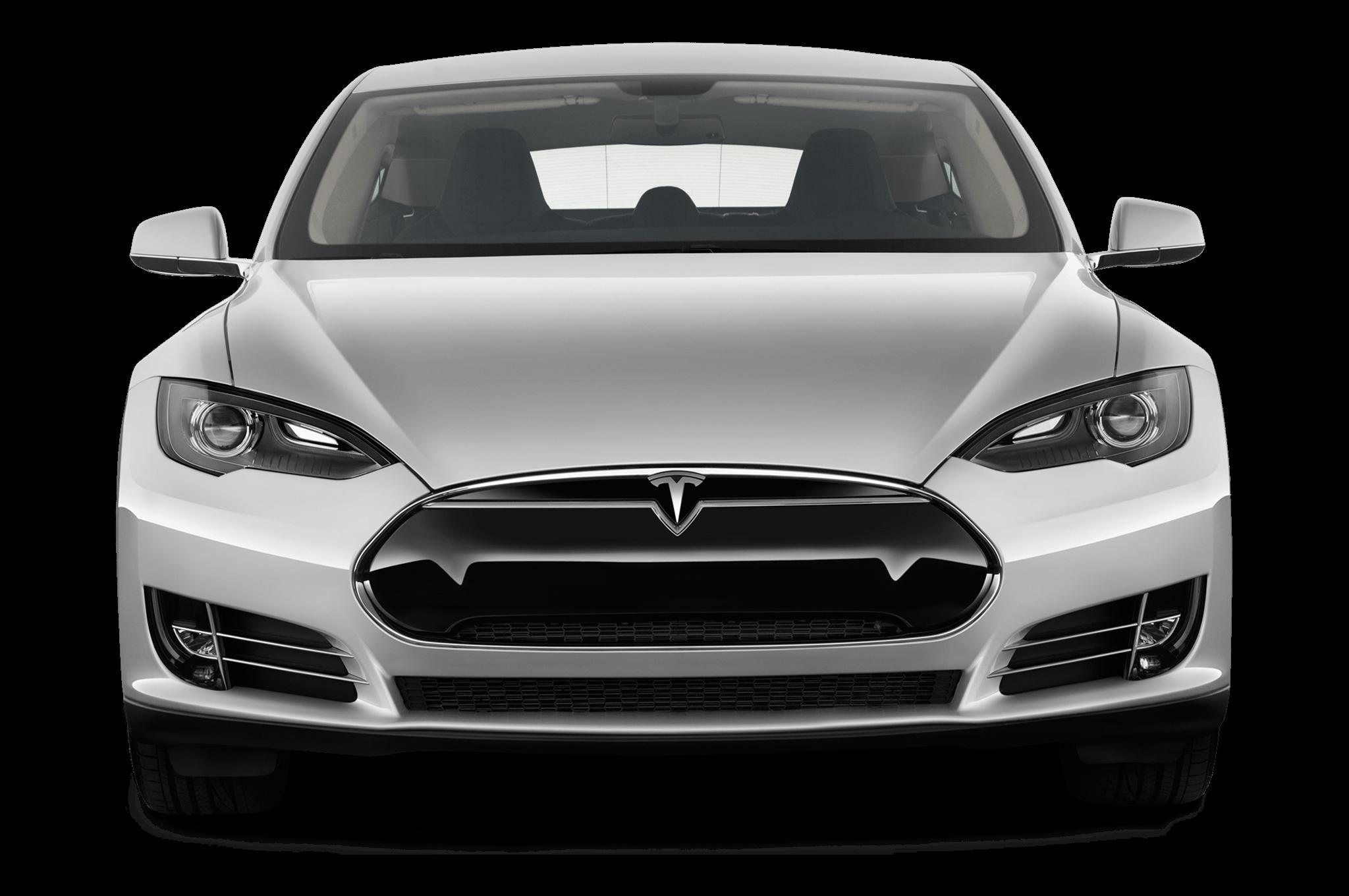 Tesla Model S Hd Clipart.