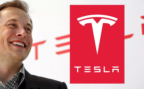 The History of Tesla and Look at Their Logo Design.
