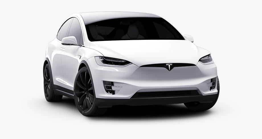 2019 Tesla Model X.