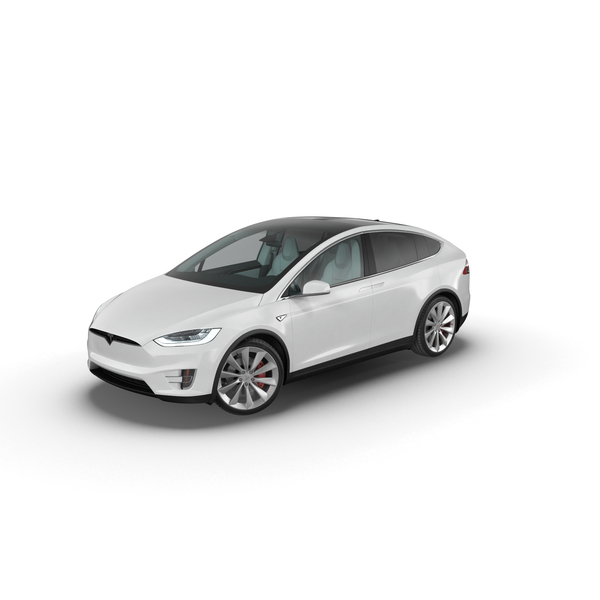 Tesla Model X PNG Images & PSDs for Download.