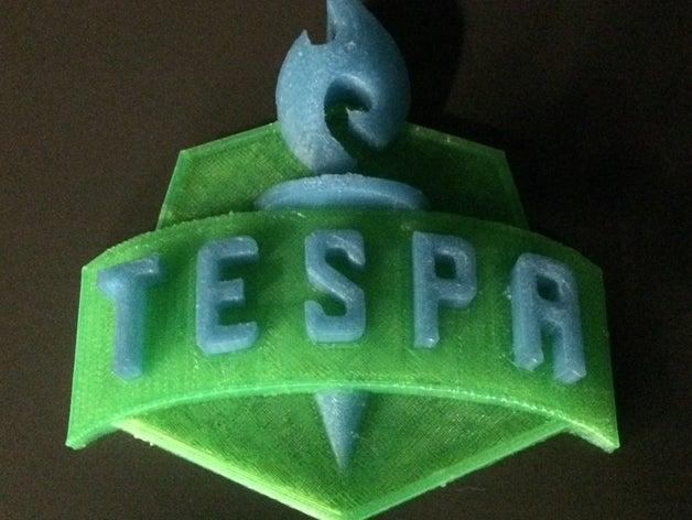 Tespa Logo by DataDink.