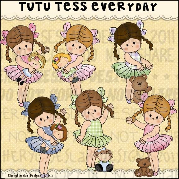 TuTu Tess Everyday 1.