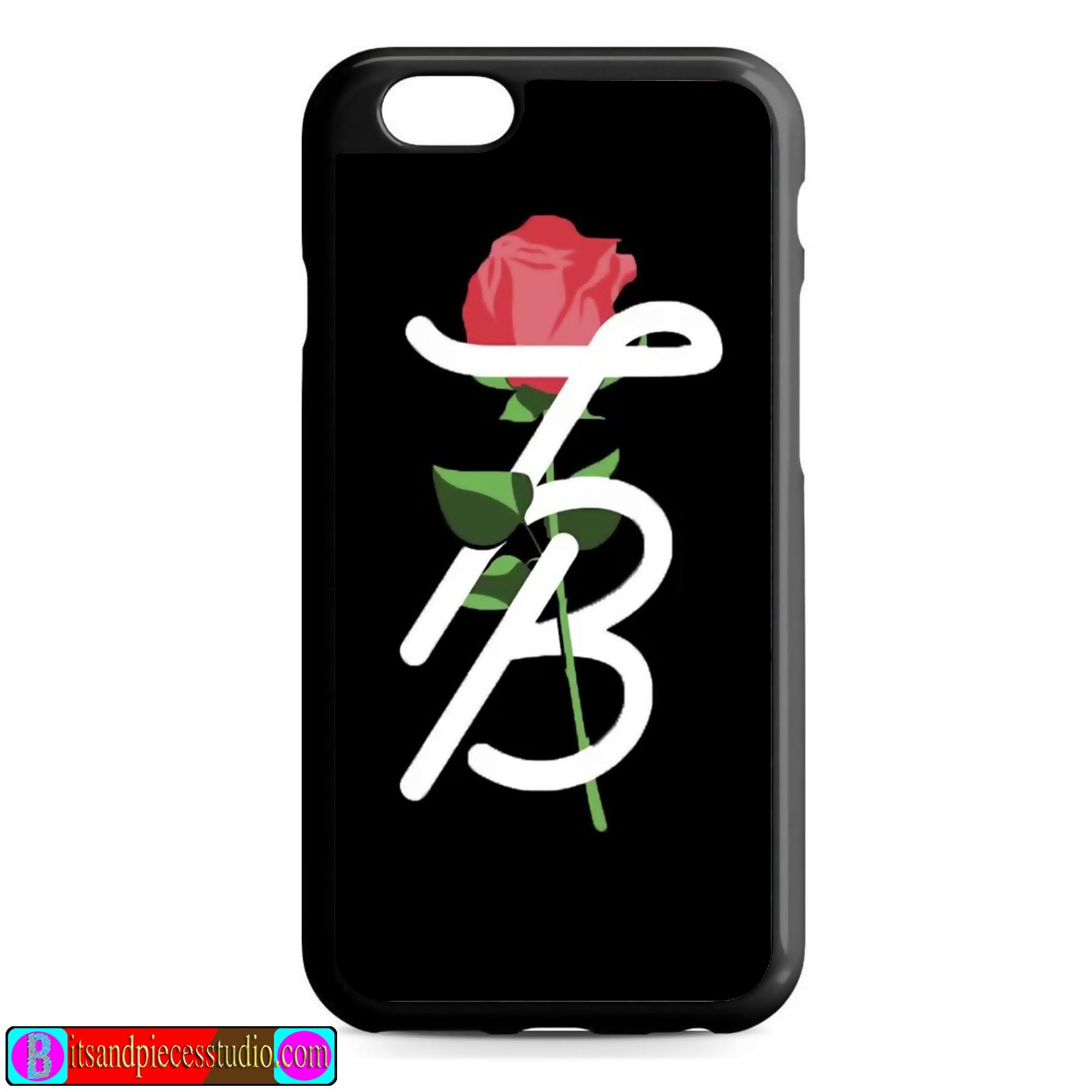 Tessa Brooks logo rose 1.