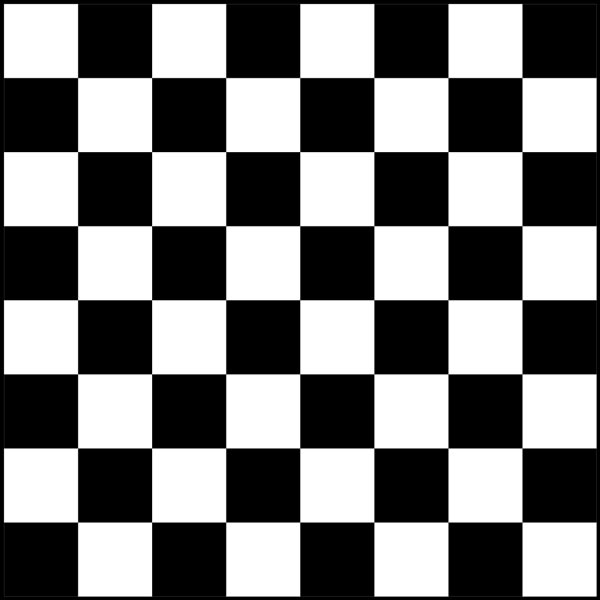 Chess Board Tessellation.