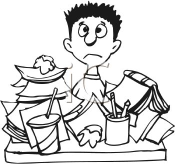 Test clipart black and white » Clipart Station.