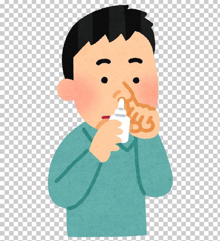 Nasal Spray Nasal Irrigation Rhinitis Nasal Congestion Hay.