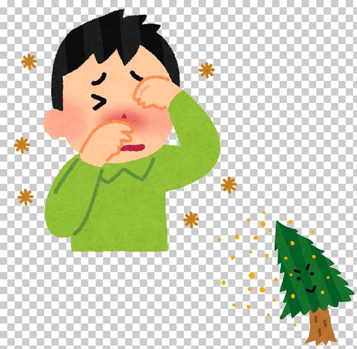 Allergic rhinitis due to pollen Allergy Hay fever Sneeze.