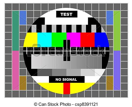 Tv test pattern Illustrations and Clipart. 91 Tv test pattern.