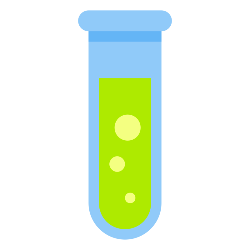 Download Free png Thin Test Tube icon.