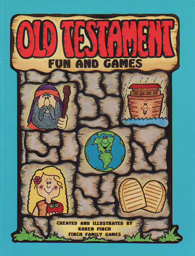 Old Testament Clipart.