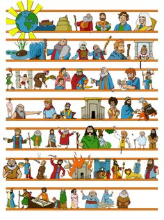 Lds old testament clipart.