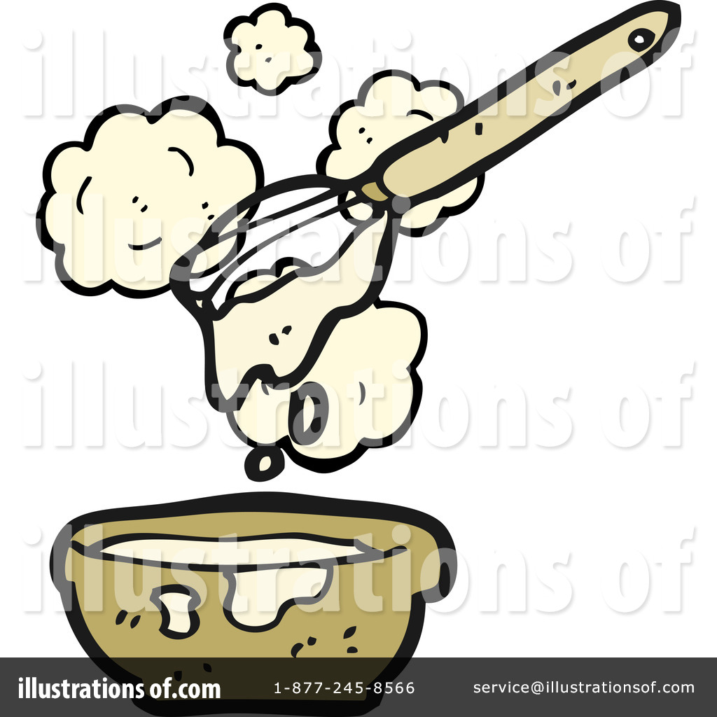 Mixing Bowl Clipart #1202858.