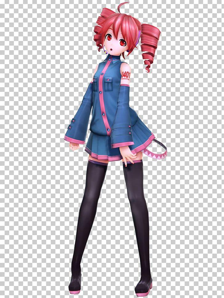 重音Teto MikuMikuDance Utau Hatsune Miku: Project DIVA F 2nd.