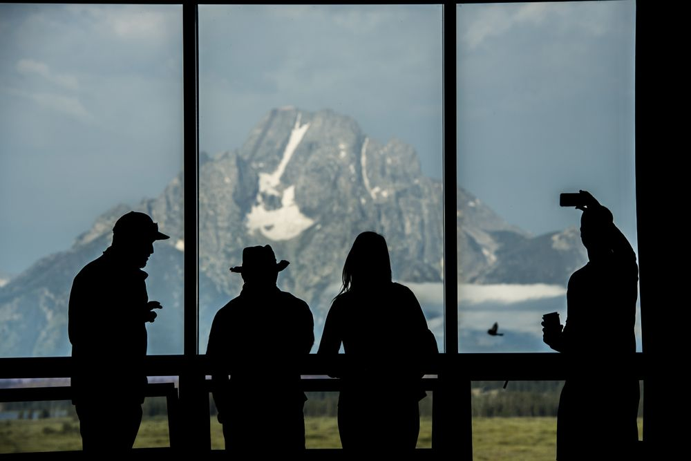 Big Treasury Options Trade Shows Anxiety About Jackson Hole.