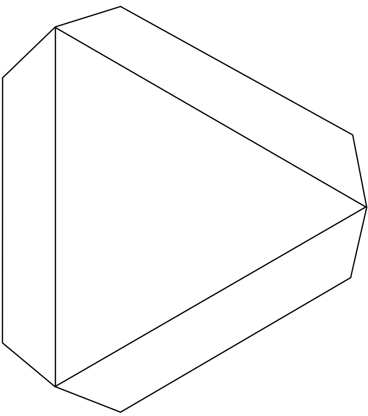 Mike Naylor&39s Math Blog Build A Fractal Tetrahedron Clipart.