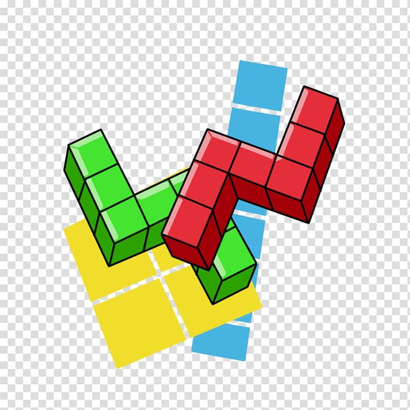 Tetris Online, Inc. Toy block Video game, Tetris transparent.