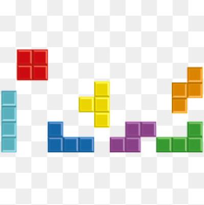 Tetris PNG.