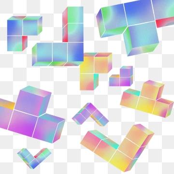 Tetris PNG Images.