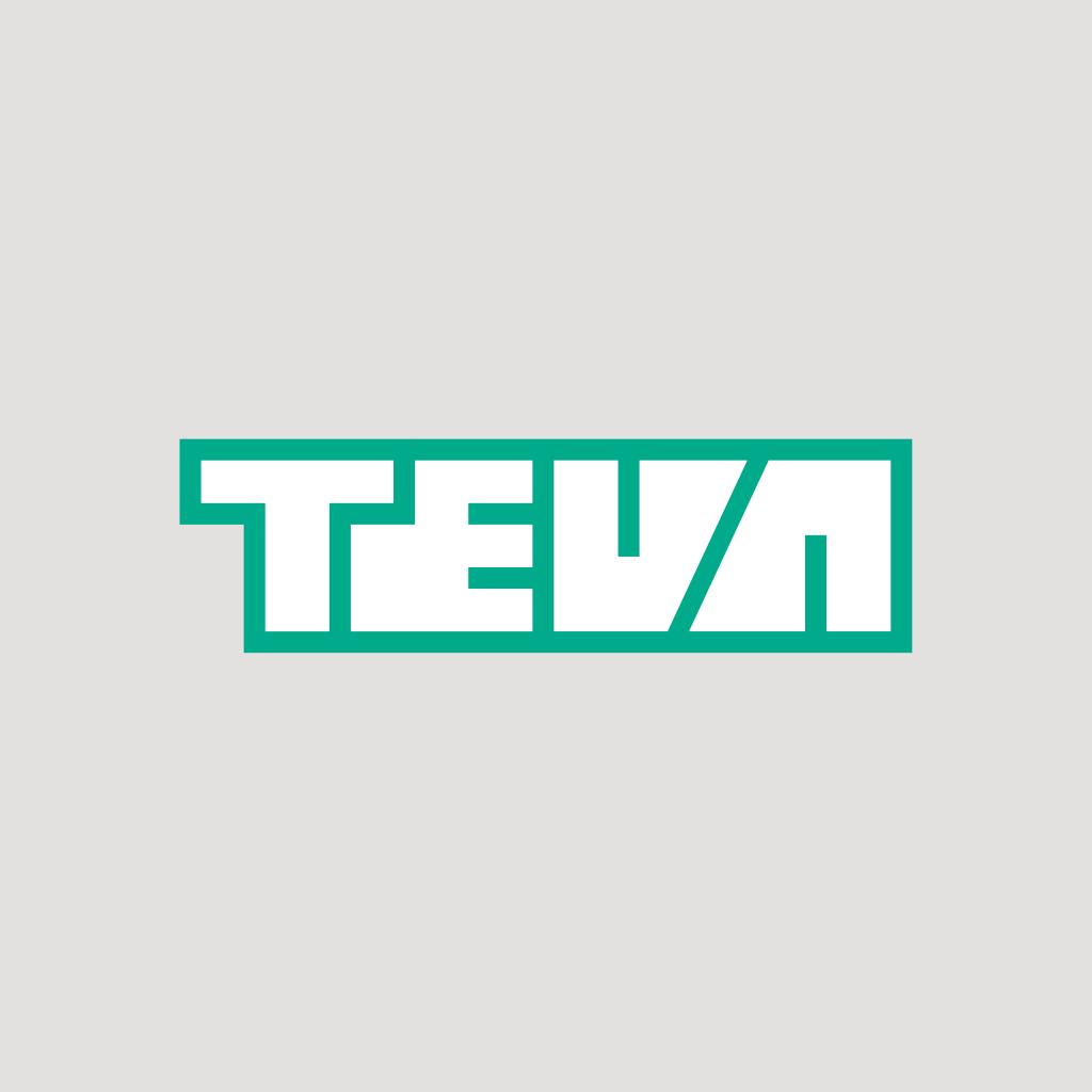 File:Logo Teva Pharmaceutical Industries.svg.