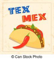 Tex mex Illustrations and Clip Art. 72 Tex mex royalty free.
