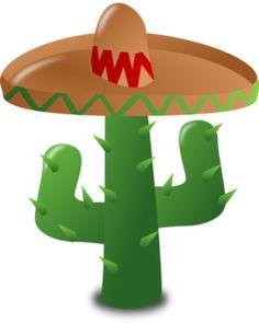 Cactus clipart tex mex, Cactus tex mex Transparent FREE for.