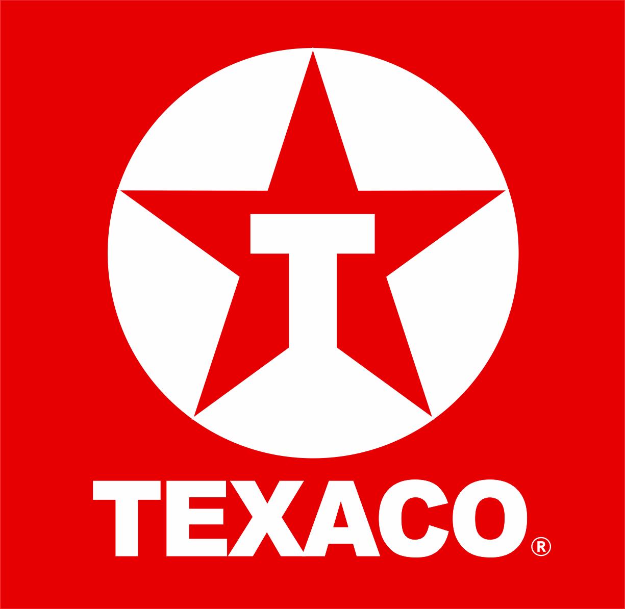 Texaco Logo】.