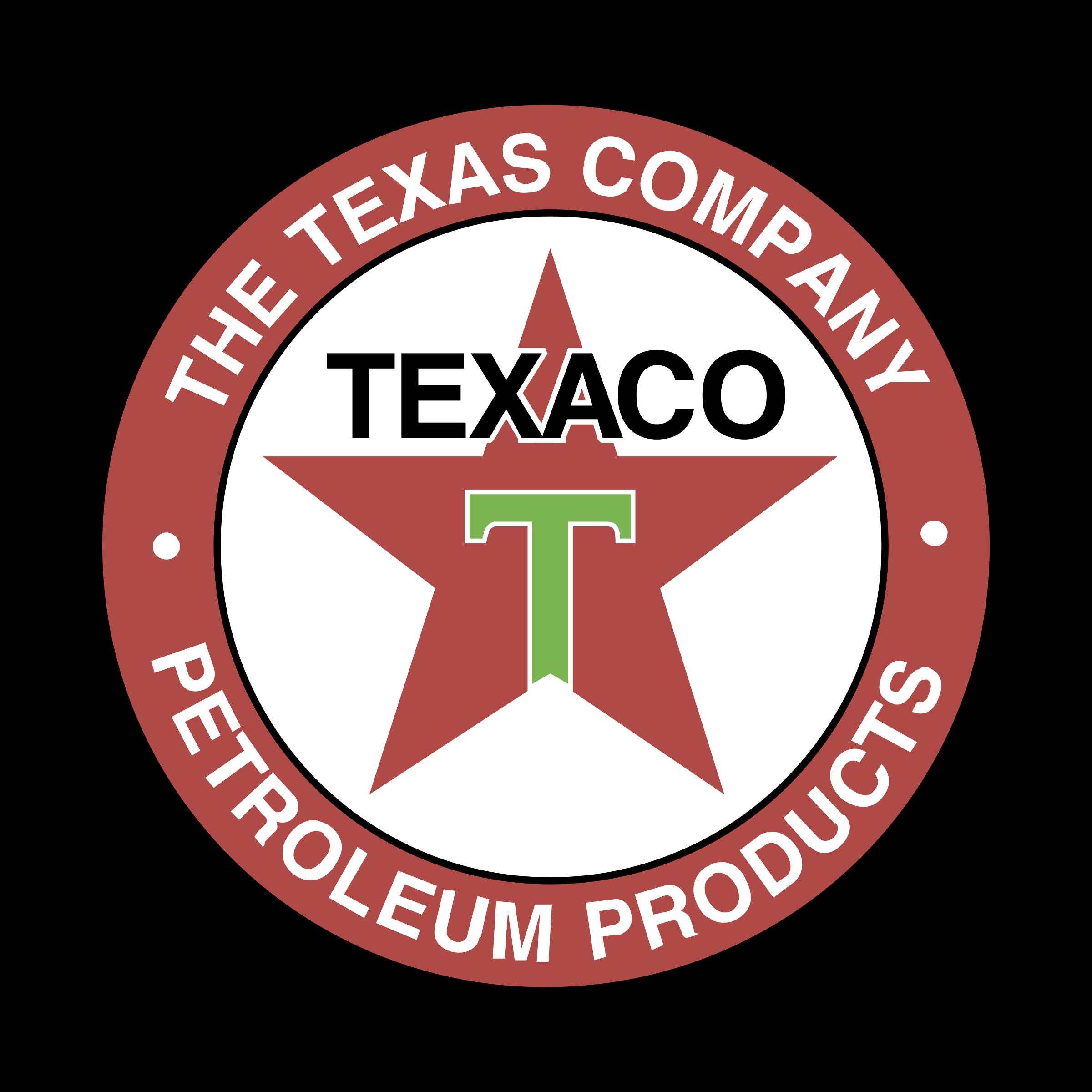 Texaco Logo PNG Transparent & SVG Vector.