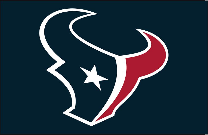 Houston Texans Helmet Logo.
