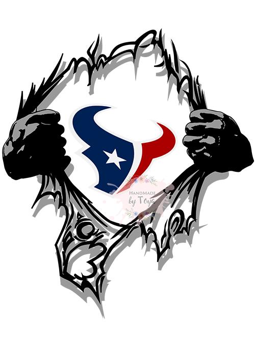 Houston Texans Super Logo SVG & PNG.