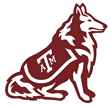 Amazon.com : SellingDecals ncaa0427 Texas A&M Aggies.