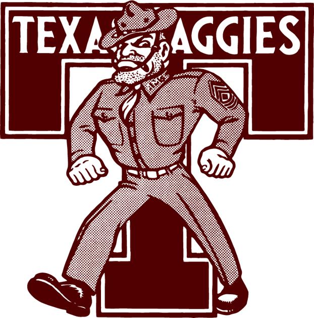 Texas A&M Aggies Primary Logo.