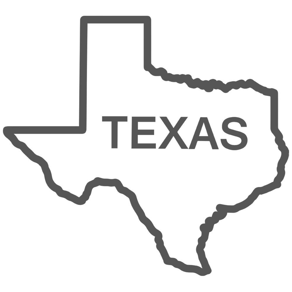 Texas clipart black and white 4 » Clipart Portal.