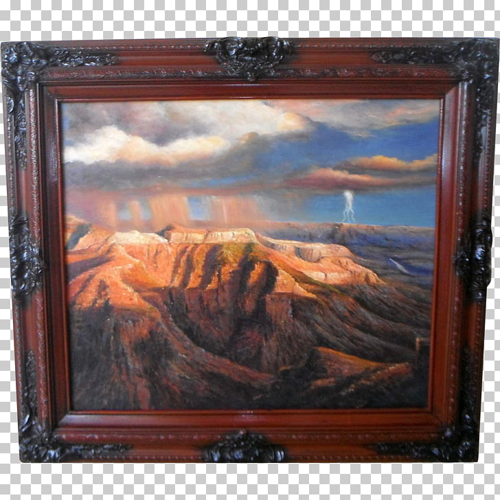 Oil painting Southwestern United States Texas Art, painting.