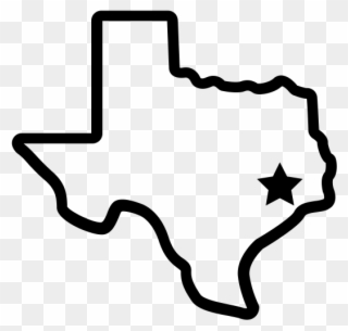Free PNG Texas Outline Clipart Clip Art Download.
