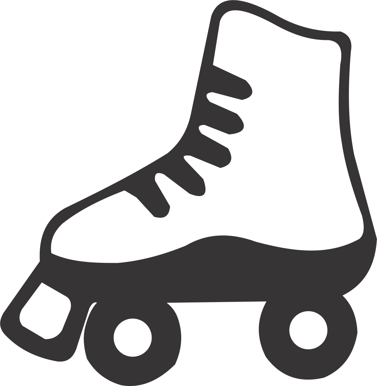 roller skate.