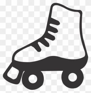 Free PNG Roller Skate Clip Art Download.