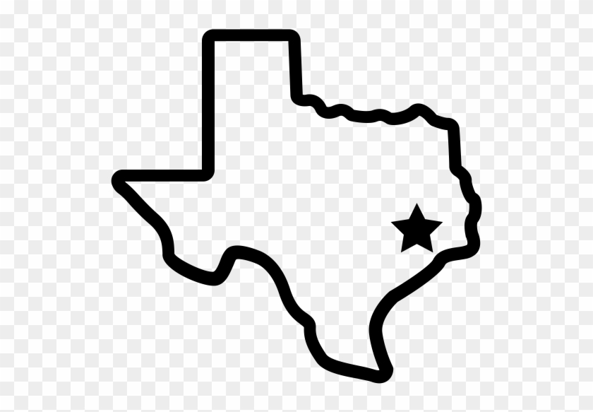 Transparent Texas State Outline Logo Png Transparent.