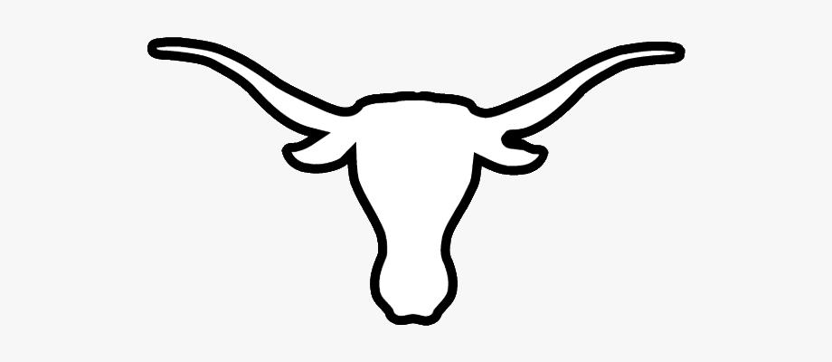 Texas Longhorn Head Icon.