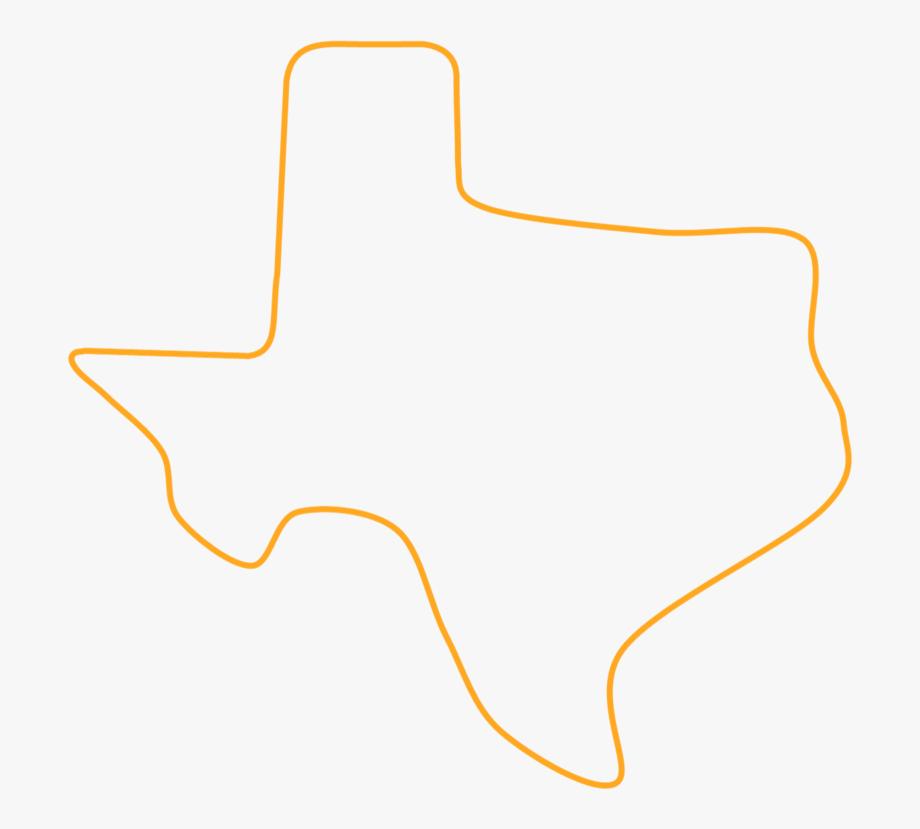 Texas Outline , Transparent Cartoon, Free Cliparts.