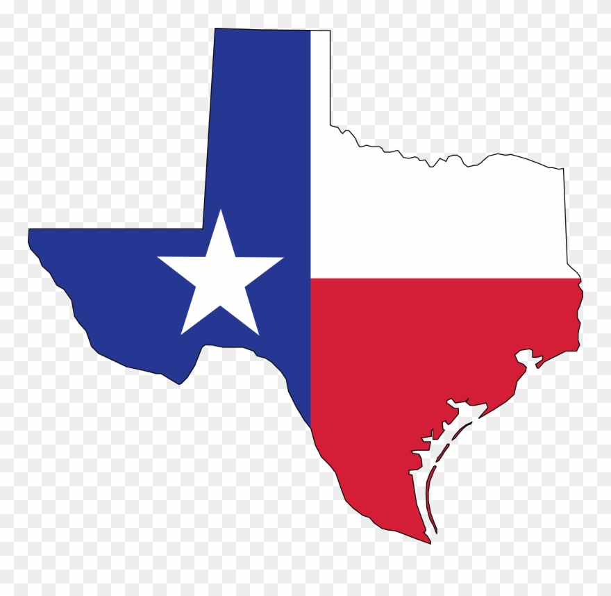 Free Clipart Of A Texas.