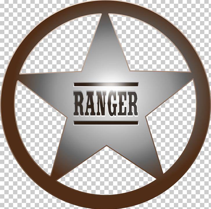 Star Texas Ranger Division Texas Rangers Badge PNG, Clipart.