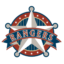 Texas Rangers Concept Logo.
