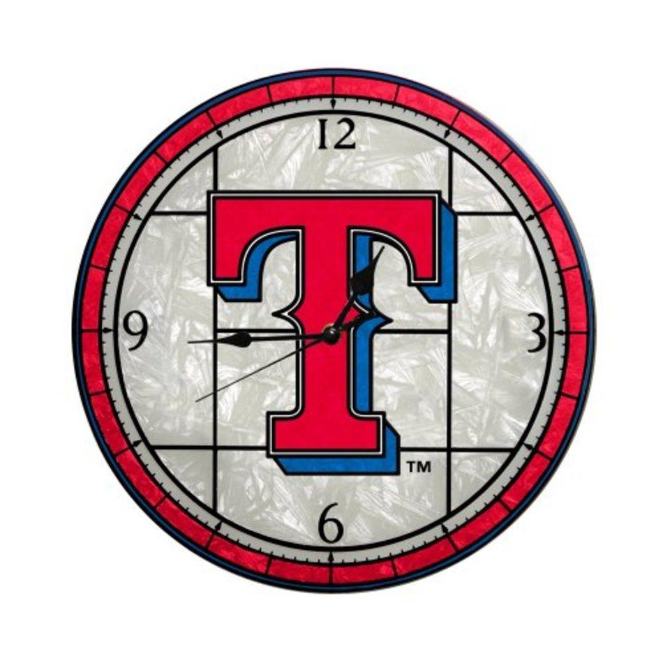 Texas Rangers Baseball Clip Art free image.
