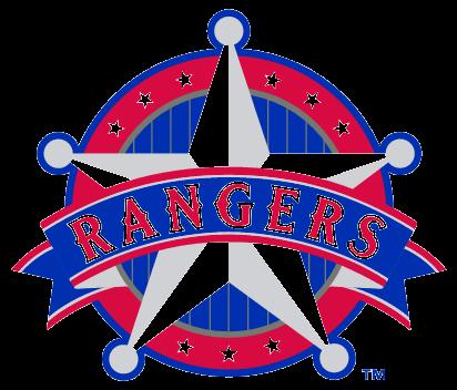 Texas Rangers Logo Clip Art.
