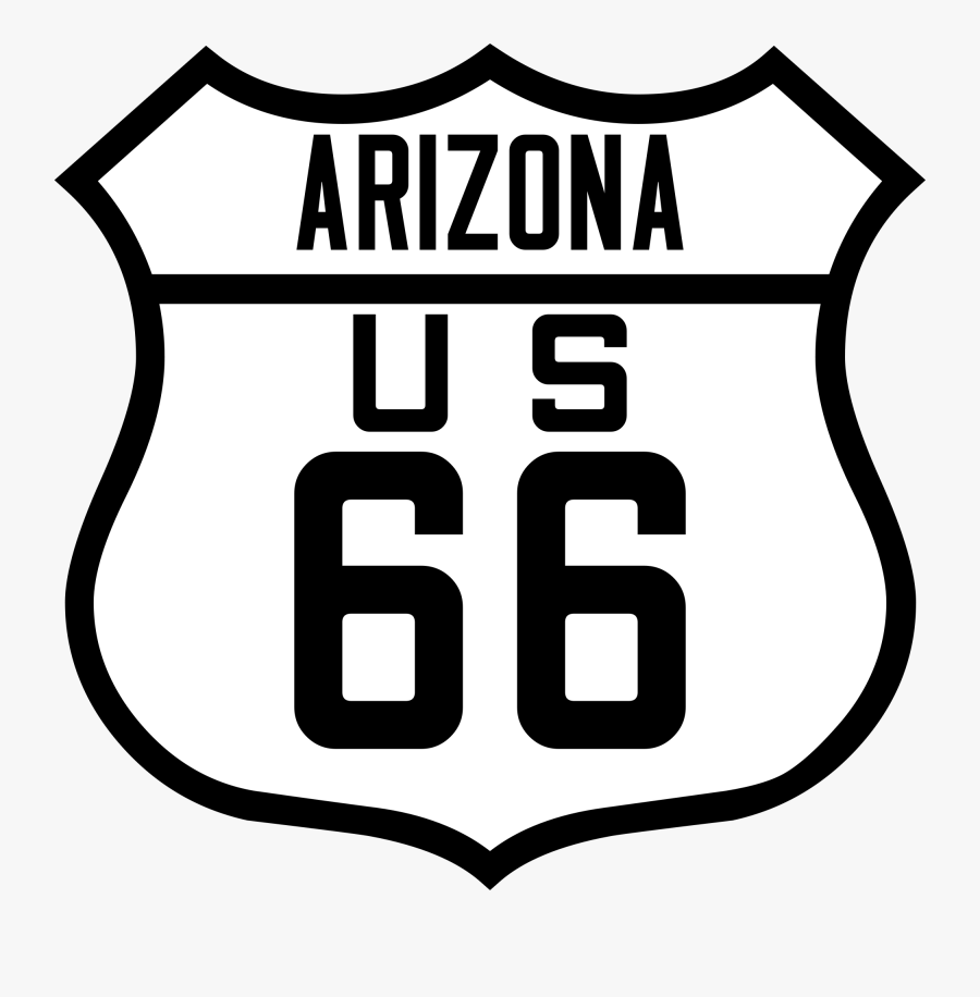 Route 66 Sign Png.