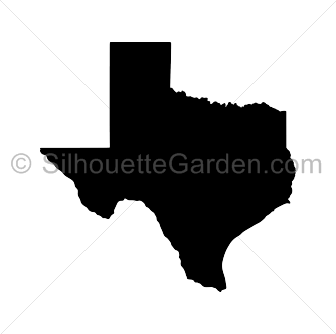 Texas Silhouette.