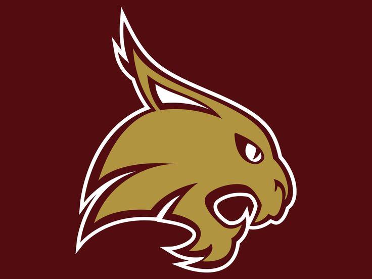 Texas state bobcat Logos.