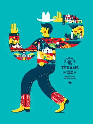 2017 Theme: Celebrating Texans.